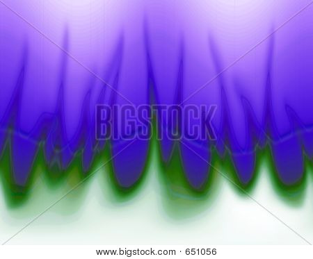 Blue And Green Background
