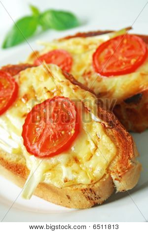 Toasted Cheese Bread