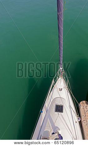 Sailboat Bow.