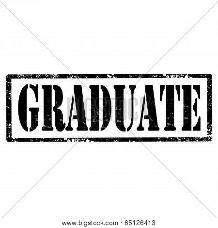 Graduate-stamp