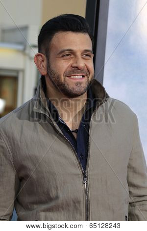 LOS ANGELES - MAY 15:  Adam Richman at the