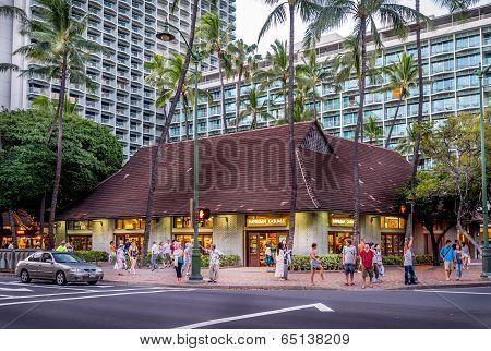 Hawaiin Casuals