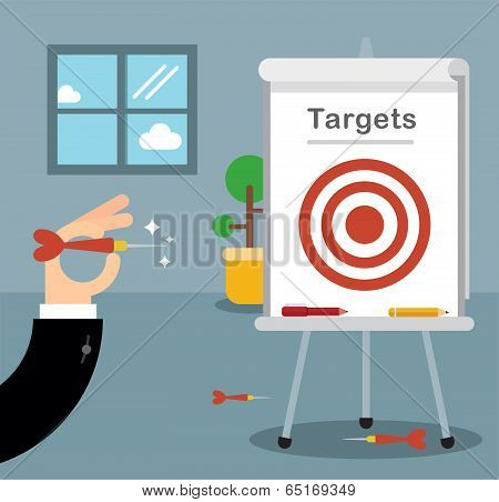 Hitting our targets
