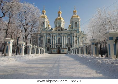 Nikolsky  Cathedral 3