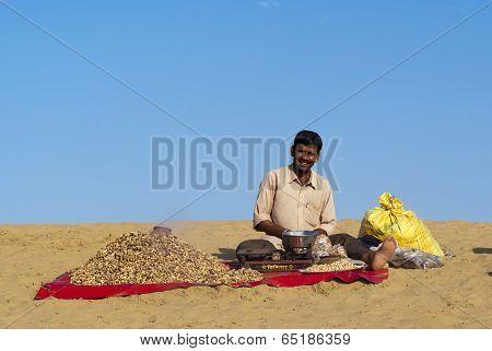 Desert Vendor