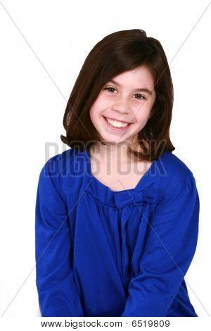 Cute Brunette Girl