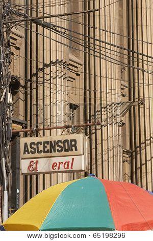 Ascensors of Valparaiso