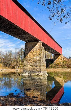 The Williams Covered Bridge