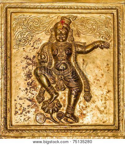 Golden Krishna