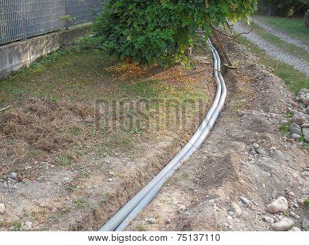Corrugated Pipe