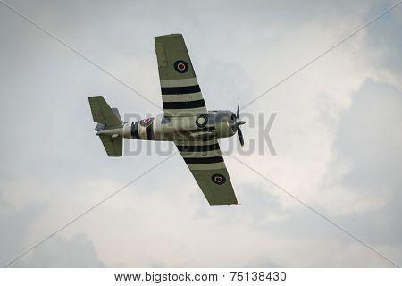 Grumman Wildcat (martlet) Vintage Aircraft