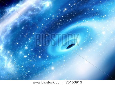 Supermassive Black Hole At The Milky Way Galactic Center