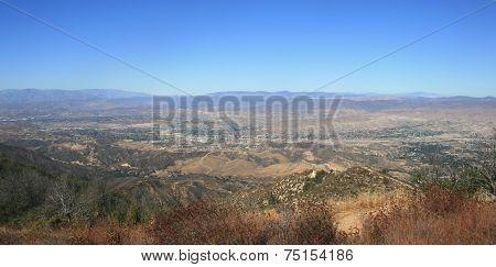 Antelope Valley Panorama