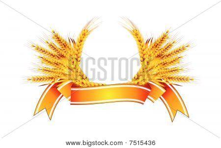 vector of wheat