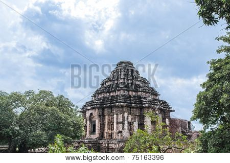 The Sun Temple at Konark