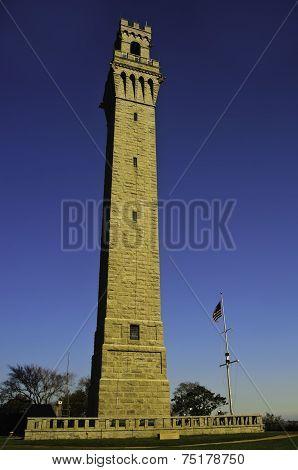 Pilgrims monument