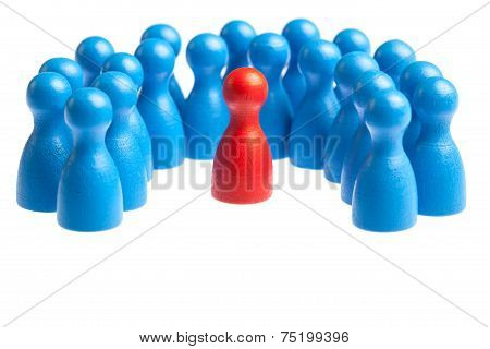 Concept Being Different Among Masses