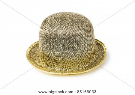 Tophat top hat isolated on the white