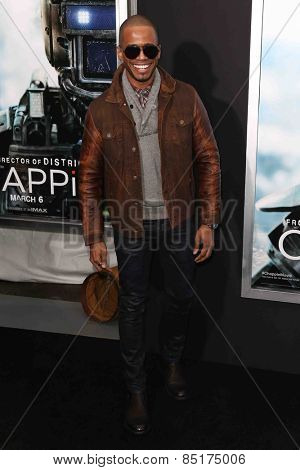 NEW YORK-MAR 4: Actor Eric West attends the premiere of