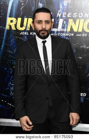 NEW YORK-MAR 9: Director Jaume Collet-Serra attends the premiere of