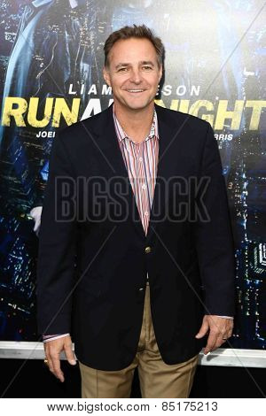 NEW YORK-MAR 9: Former baseball pitcher Al Leiter attends the premiere of
