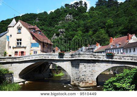 Pont de Terrade, Limousin, France