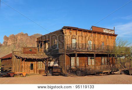 Wild West Cowboy Town
