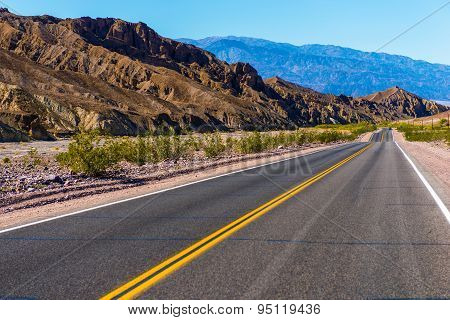 California Desert Highway