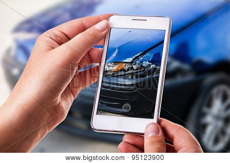 Photographing Car Damage