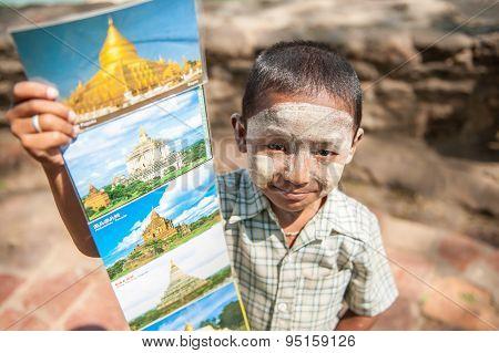 Myanmar Travel in Bagan
