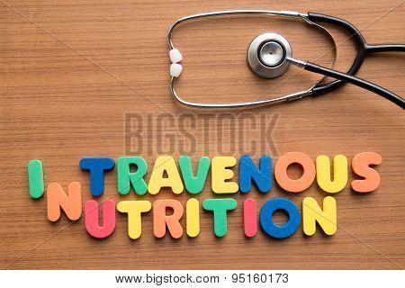 Intravenous (iv) Nutrition