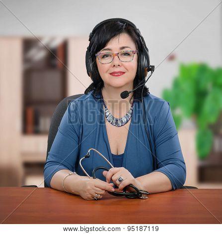 Telehealth professional