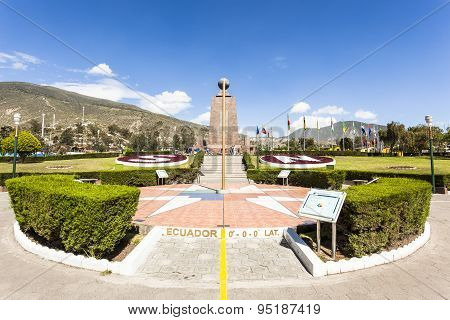 Middle Of The World Monument