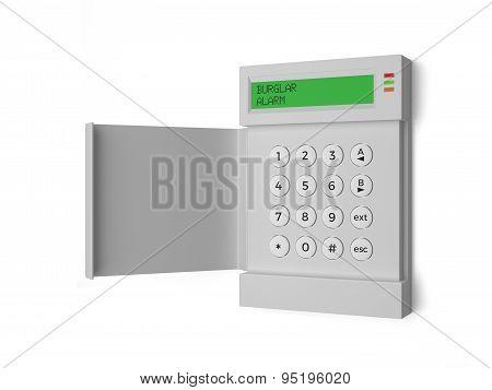 Burglar Alarm Light