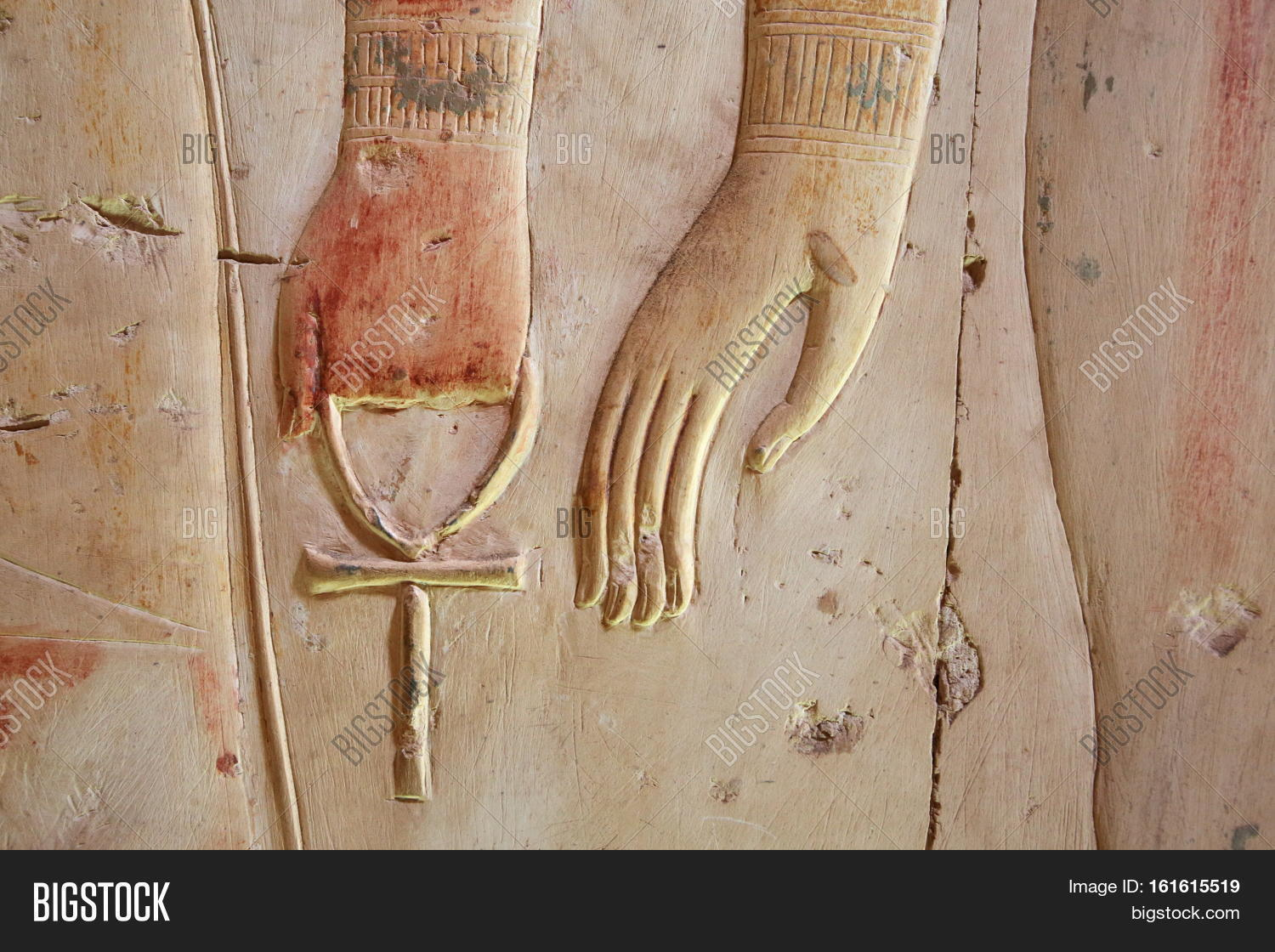Ankh Ancient Egyptian Image Photo Free Trial Bigstock