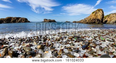 Glass Beach, Fort Bragg California