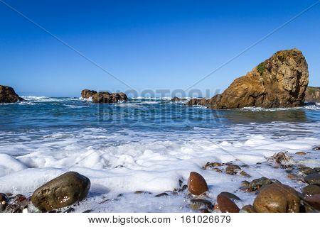 Glass Beach, Fort Bragg, California