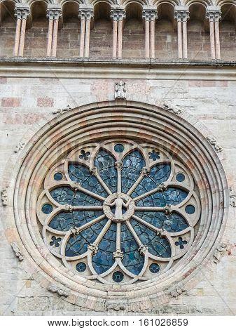 Hdr Cattedrale Di San Vigilio, Duomo Di Trento In Trento
