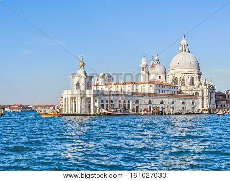 Hdr San Giorgio La Giudecca Venice