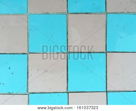 The surface of each tile from the production industry in Thailand.