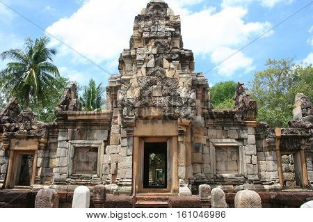 Ancient Remains or Historic Buildings in Thailand
