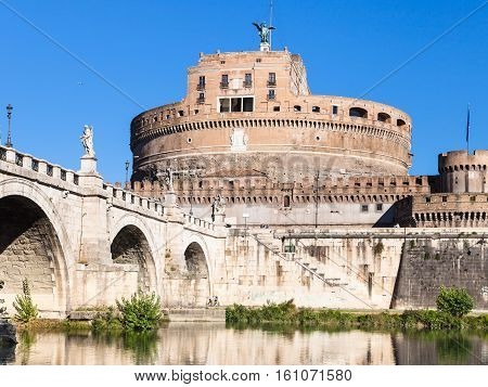 Castel Sant Angelo (castle Of The Holy Angel)