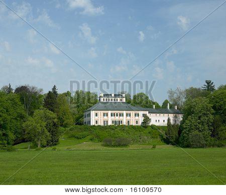 Ratiborice chateau, Czech Republic