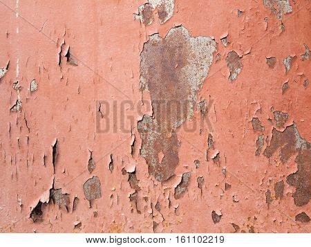 metal corroded texture, rusty plate damaged background