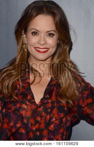LOS ANGELES - DEC 9:  Brooke Burke-Charvet at the