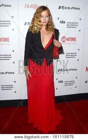 LOS ANGELES - DEC 9:  Bijou Phillips at the 32nd Annual International Documentary Association Awards at Paramount Studios on December 9, 2016 in Los Angeles, CA