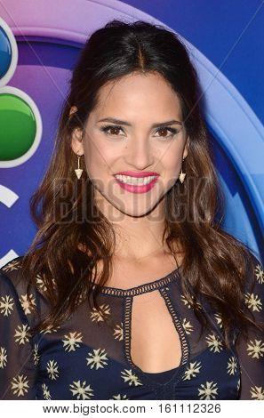 LOS ANGELES - DEC 9:  Adria Arjona at the