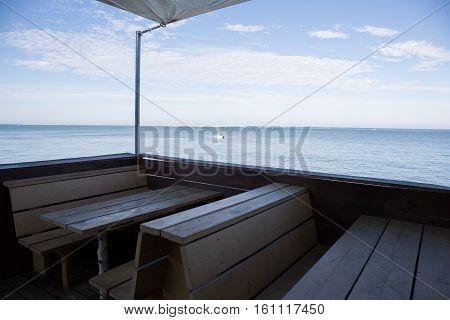 The Best Terrace In The World Near Ocean Beach