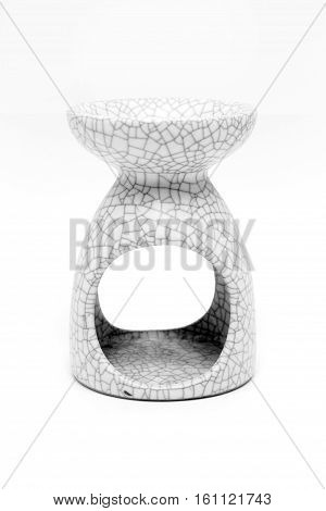 Ceramic Vase Candle For Aroma Decoration