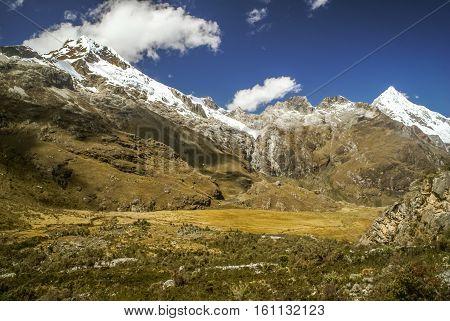 Countryside In Peru